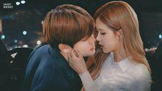 Jaehyun x Rosé Jaerose Bts Aesthetic Pictures, Couple Aesthetic, Kpop Couples, Cute Couples, Bring Me To Life, Blackpink And Bts, Couple Photography Poses, Jung Jaehyun, Jaehyun Nct