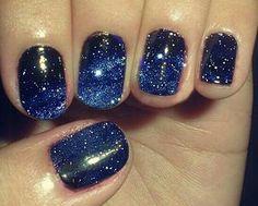 Azul galaxia