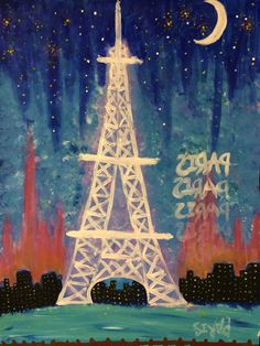 Art For Kids, Tower, Travel, Art For Toddlers, Viajes, Art Kids, Computer Case, Towers, Trips