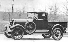 1928 Ford Model A - Roadster Pick Up
