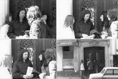 Last photos of Jim Morrison, Paris 1971