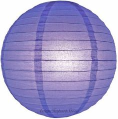 """12"""" Astra Blue Even Ribbing Round Paper Lanterns - (10 Pack) by Asian Import Store, Inc.. $12.00. Dimensions: 12"""" dia. (All lanterns sold without lighting, lighting options must be purchased separately). Astra Blue round paper lanterns with a even wire ribbing and is held open with a wire expander.. Each pack includes 10 x Paper Lanterns. Astra Blue round paper lanterns with a even wire ribbing. Lantern is held open with a wire expander.  Dimensions: 12"""" dia  (All..."""