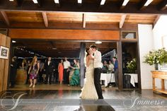 First Dance/ Dance Floor captured by Immerse Photography @ Yarra Ranges Estate
