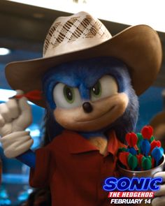 Let Sonic show you how it's done! Get tickets now for Sonic the Hedgehog, in theatres February Get tickets: … Sonic The Hedgehog, Hedgehog Movie, Jumanji Movie, Ryan Toys, Paramount Movies, Sonic The Movie, Sonic Dash, Pawer Rangers, Sonic Funny