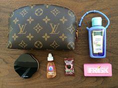 基本の身だしなみポーチ | kawamiのバッグの中身 - インマイバッグ