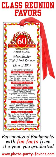 Class Reunions: Top Planning Tips for Reunion Committees ...