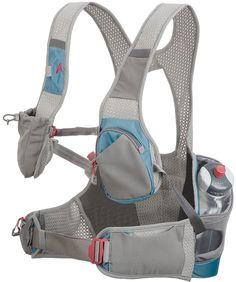 UltraSpire Kinetic Race Vest Blauw  UltraSpire Kinetic Race Vest - Het topmodel van UltraSpire. Een veelzijdige rugzak voor trainingen of (lange)trails.