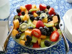 "Try This! Sweet ""Vinaigrette"" for Fruit Salad"