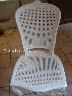 Pinterest le catalogue d 39 id es for Cannage chaise paris