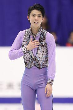 NHK so Prince purple reign  Yuzu   Soooo sexy;)) 103.89