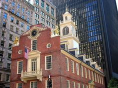 Old State House Photograph  - Old State House Fine Art Print