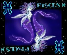 Pisces Woman, that's me