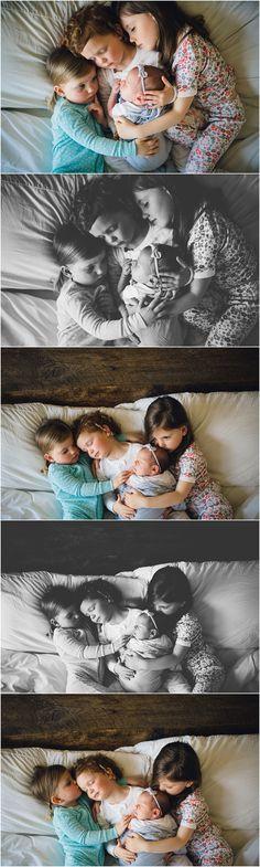 Newborn Lifestyle Photographer. Kansas City. Allison Corrin Photography. www.allisoncorrin.com