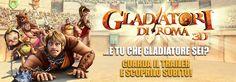 E tu che gladiatore sei?