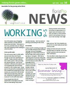 floristPro News April 14