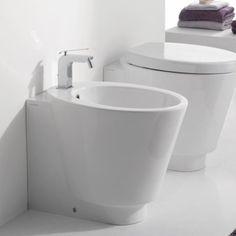 Scarabeo by Nameeks Wish Floor-Mounted Toilet | AllModern