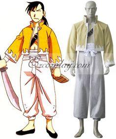 Fullmetal Alchemist Ling Yao Cosplay Costume - Only Trousers Naruto Cosplay Costumes, Cosplay Costumes For Sale, Easy Cosplay, Cute Cosplay, Cosplay Wigs, Cool Costumes, Cosplay Ideas, Costume Ideas, Unique Toddler Halloween Costumes