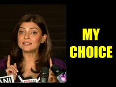 CHECKOUT Sushmita Sen's SHOCKING reaction on Deepika Padukone's MY CHOICE video. See the video at : https://youtu.be/NqBOxQZ-FQk #sushmitasen #bollywood #bollywoodnews