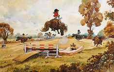 6 fixes for the ultimate Thelwell addict (and you don't need to be under the age of 10) - Horse & Hound