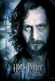 I can't pick a movie I like most...but I love Sirius Black.