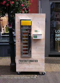 Automaten-Kultur: Apple-Automat
