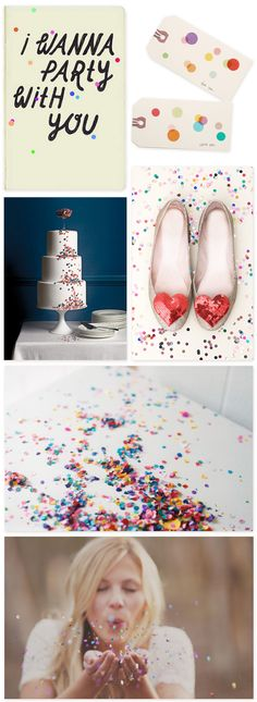 Confetti Craze - Home - Creature Comforts - daily inspiration, style, diy projects + freebies {There are so many things I like... ahh~}