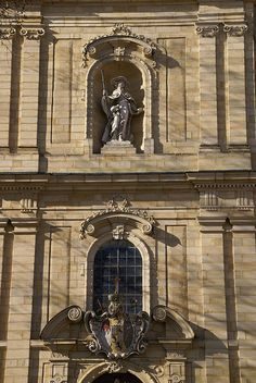 Bamberg, Germany, Jakobsplatz, Kirche St. Jakob (St. Jacob's Church) by HEN-Magonza