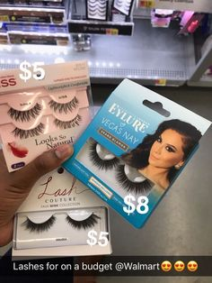 Pin:💕BADDRISSA aka Eyelashes protect the attention from debris, dus Makeup 101, Cute Makeup, Drugstore Makeup, Makeup Goals, Skin Makeup, Makeup Inspo, Makeup Inspiration, Best Drugstore Eyelashes, Makeup Products