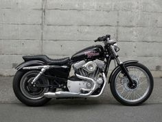 sportster research 8 Custom Sportster, Harley Davidson Sportster, Iron 883, Cool Motorcycles, Modified Cars, Scrambler, Custom Bikes, Bobbers, Cafe Racers