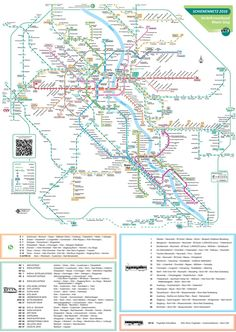 Large detailed map of Bonn Maps Pinterest Bonn and City