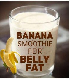 Amazing Banana Recipes to Get Rid of Belly Fat Banana is rich in potassium which reduces the belly fat efficiently. Try these banana recipes in combination with other fruits and get a slim look. - Amazing Banana Recipes To Get Rid Of Belly Fat Smoothies Banane, Apple Smoothies, Healthy Smoothies, Healthy Drinks, Healthy Food, Pineapple Smoothie Recipes, Green Smoothies, Healthy Recipes, Desserts