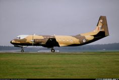 Hawker Siddeley HS-780 Andover C1 aircraft picture