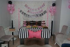 Minnie Mouse Temalı Doğum Günü Kutlaması www.yosunbutik.com