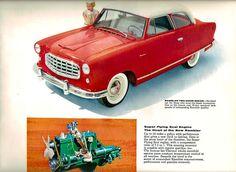 1955 Rambler 2-Door Sedan