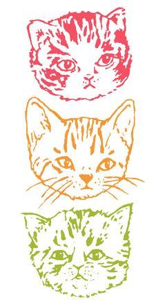 Cat Stack - Marie Gardeski