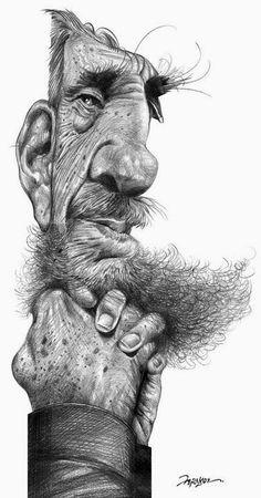 humorgrafe: A Arte Caricatural do brasileiro Luiz Carlos Fernandes