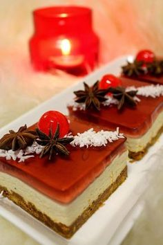 Xmas Food, Christmas Desserts, Christmas Baking, Baking Recipes, Cake Recipes, Sweet Pastries, My Best Recipe, Recipes From Heaven, Vegan Desserts