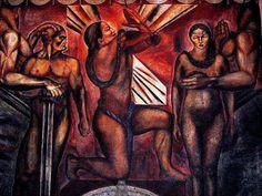 PINTURA Y EDUCACIÓN POPULAR México, hacia 1920. Para esa fecha podría considerarse que ha finalizado la revolución mexicana, al menos en l...