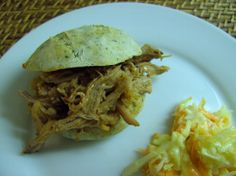 Pulled Pork with Herb and Beer Cheesebuns