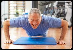 Today is Senior Health & Fitness Day! This is a day to explore the many senior-friendly physical activity options and to understand the importance of exercise and nutrition for ongoing health and illness prevention. Workout Routines For Beginners, Fun Workouts, Powerlifting, Healthy Weight Loss, Weight Loss Tips, Losing Weight, Weight Gain, Anti Cholesterol, Senior Fitness