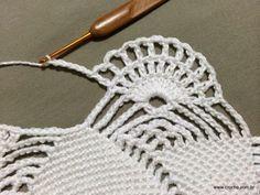 Caminho de mesa passo a passo - www.croche.com (64)