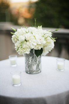 Simple, Elegant, Shabby Chic Wedding