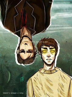Jack Ryan and Booker DeWitt, BioShock Bioshock Game, Bioshock Series, Underwater City, Bioshock Infinite, Fictional World, Marvel, Kaito, Little Sisters, Film