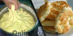 mekike_plackice a 10 min_lepinice_brzi doručak Kiflice Recipe, Canned Pumpkin Pie Filling, Bread Dough Recipe, Macedonian Food, Torte Recipe, Good Food, Yummy Food, Salty Foods, Croatian Recipes