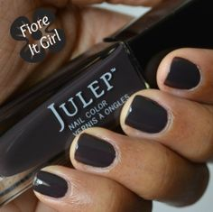 Julep Maven Fiore Nail Polish Swatch - It Girl - August 2013