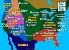 Native Languages of the Americas (native american cultures, all ages)