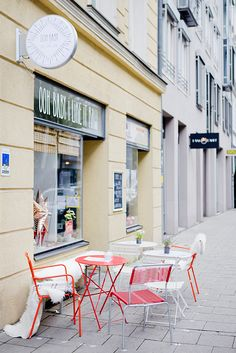 Cafés in Munich | Lunch at Ooh Baby I Like it Raw