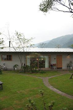 山麓のいえ-ネシアン 山のアトリエ | Works | 岐阜の設計事務所 ピュウデザイン|住宅設計、店舗設計、新築、リノベーション、家具デザイン