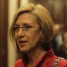"""Rosa Díez cree que, si Rajoy """"dice la verdad"""" y fue engañado, tiene que dimitir """"por inútil"""""""