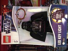 Darth Vader key ring